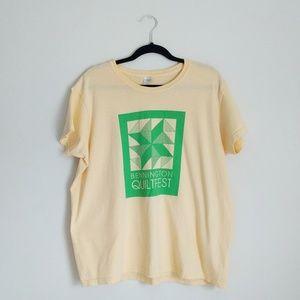 Bennington Quiltfest T-Shirt